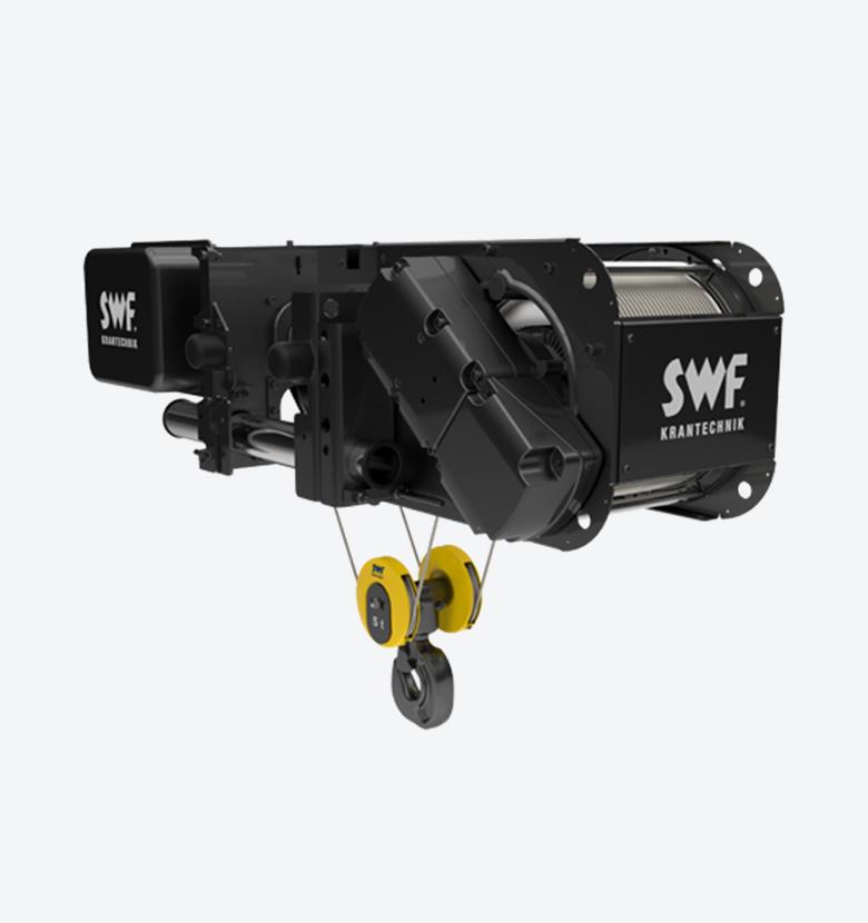 รอกสลิงไฟฟ้า-SWF-Blackline-(-Single-Girder-)
